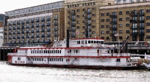 PS Dixie Queen, Thames Luxury Charters