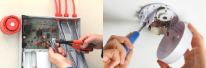 We offer a comprehensive installation service for all fire and smoke alarms.